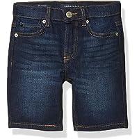 Calvin Klein Pantalones Cortos de Mezclilla elásticos. Short de Mezclilla para Niños