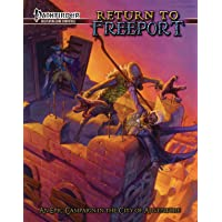 Return to Freeport: An Adventure Series for the Pathfinder RPG