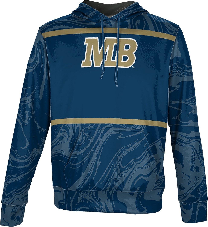 ProSphere California State University Monterey Bay Boys Hoodie Sweatshirt Ripple