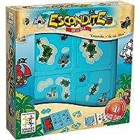smart games - Escondite en la Isla, Juego