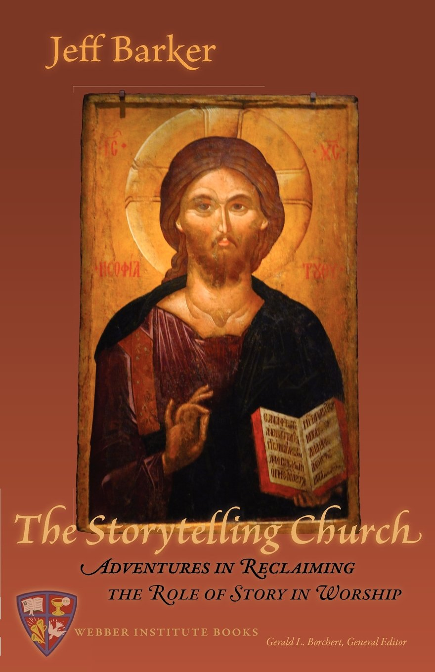 The Storytelling Church: Adventures in Reclaiming the Role of Story in Worship pdf epub