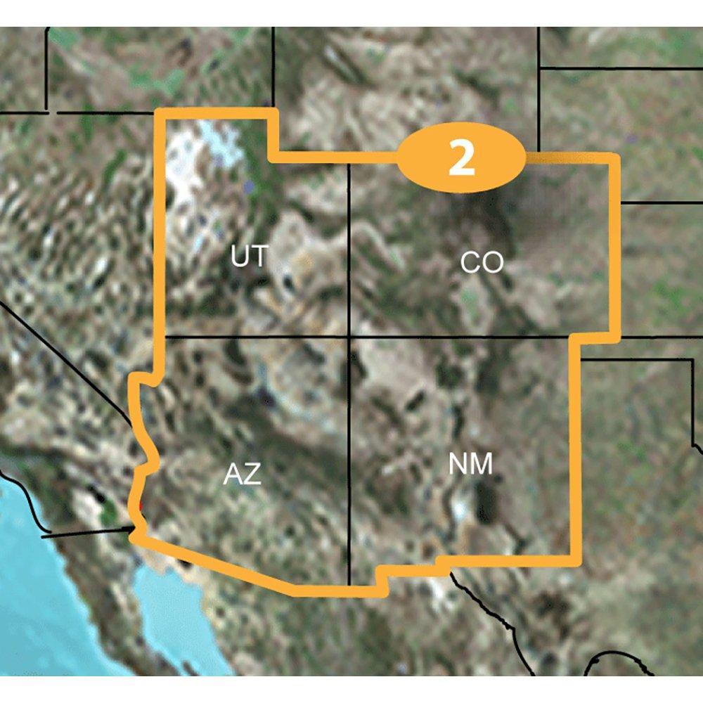Garmin TOPO US 24K Southwest Image 1