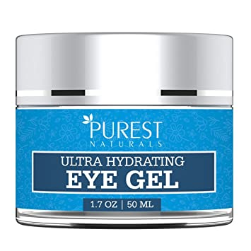Amazon Com Purest Naturals Anti Aging Qv Eye Cream Gel For Dark