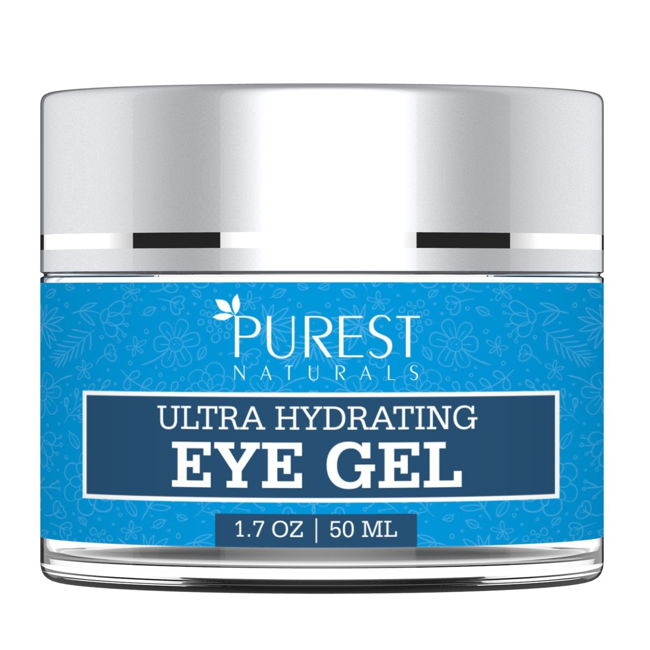 Purest Naturals Anti Aging Qv Eye Cream Gel For Dark Circles