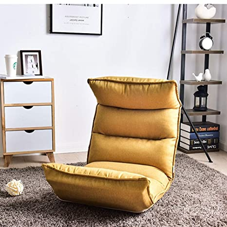 Amazon.com: Lazy Couch Tatami Foldable Bedroom Living Room ...