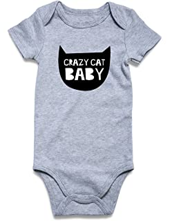 8144a0b5f Funnycokid Funny Infant Romper Jumpsuit Baby Layette Bodysuit Kids'  One-Piece