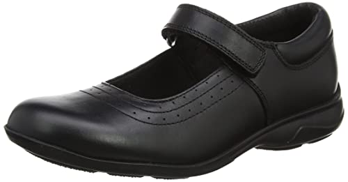 Term Kate Velcro, Merceditas Chica, Negro (Black Black), 31 EU