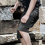 FREE SOLDIER Men's Capri Shorts Pants Casual Loose