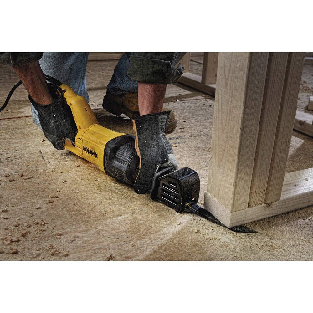 Dewalt 12a Corded Reciprocating Saw (DWE305) - (Certified Refurbished) by DEWALT (Image #7)