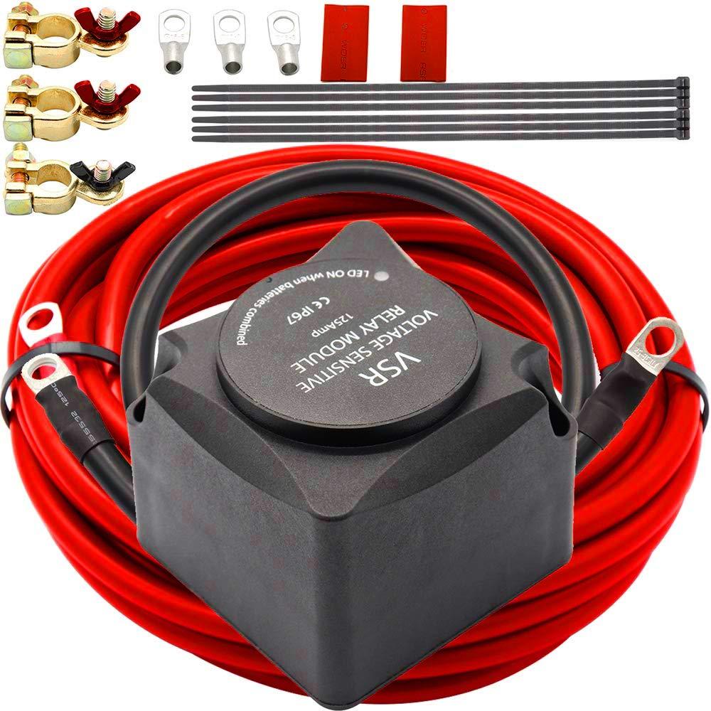 Battery Isolator Wiring Diagram 12 Volt Winch Wiring Diagram Wiring