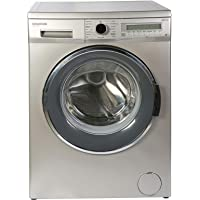 Kenwood 1200 Rpm Front Load Washing Machine, Silver, 7 Kg, Kwmwb7/1200Les