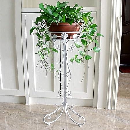 GYF Estanterias for Macetas Metálico Soporte Plantas for Interior Escalera Decorativa for Exterior Soporte Plantas for Interior 1 Niveles for Macetas for Interior Y Exterior De Aprox: Amazon.es: Hogar