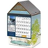 アルタ 2020年 カレンダー 12万円貯まる温泉貯金カレンダー CAL20007