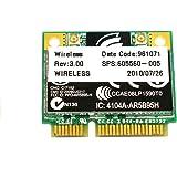 HP 605560-005 Atheros AR5B95  AR9285 802.11 b/g/n WiFi Adapter 無線LANカード