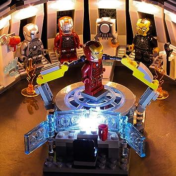 BANDRA Luz LED Kit - Light Set para Lego 76125 - Super ...