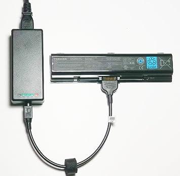 Externe (autonome) portable chargeur de batterie pour Toshiba ...