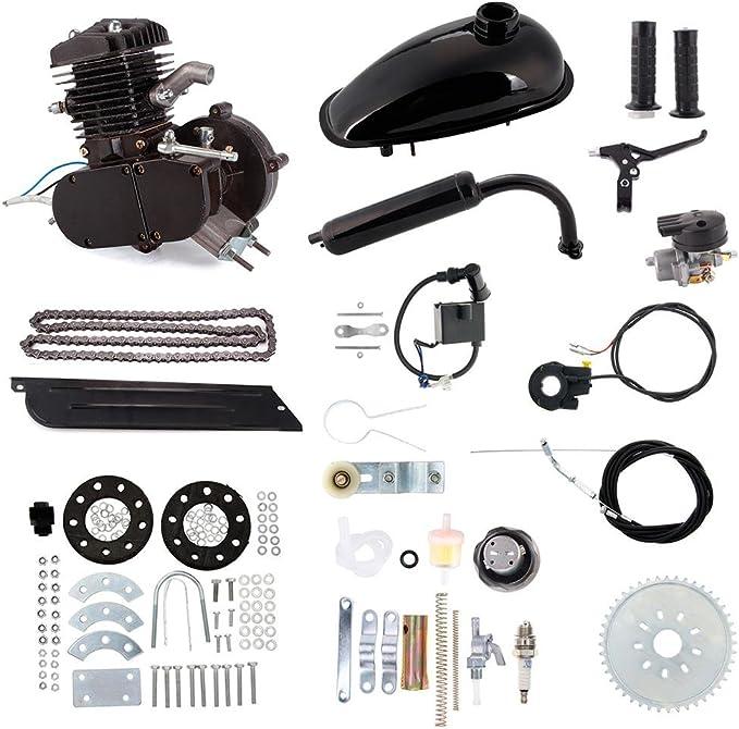 Niome 80cc 2-Stroke - Motor de gasolina para bicicleta motorizada ...
