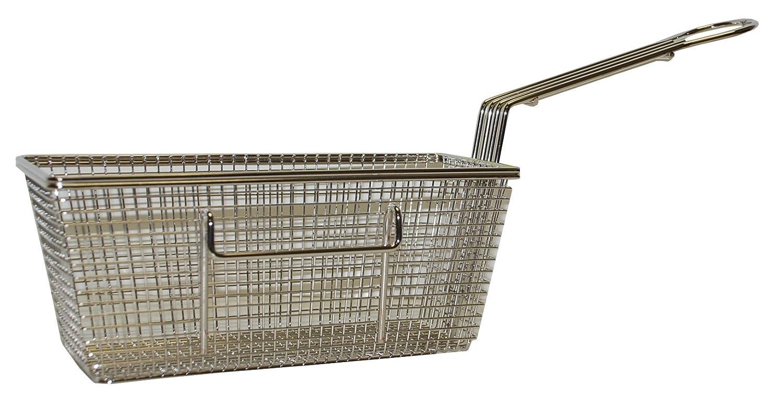 Amazon.com: Cestas V078A encimera Fryer con gancho izquierdo Colocación metal Manijas, 20-Pound: Kitchen & Dining