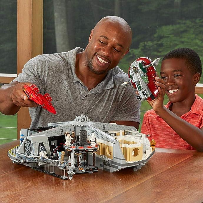 LEGO 乐高 星球大战系列 75222 云中之城 积木玩具 7折$243.97史低 海淘转运到手约¥2062