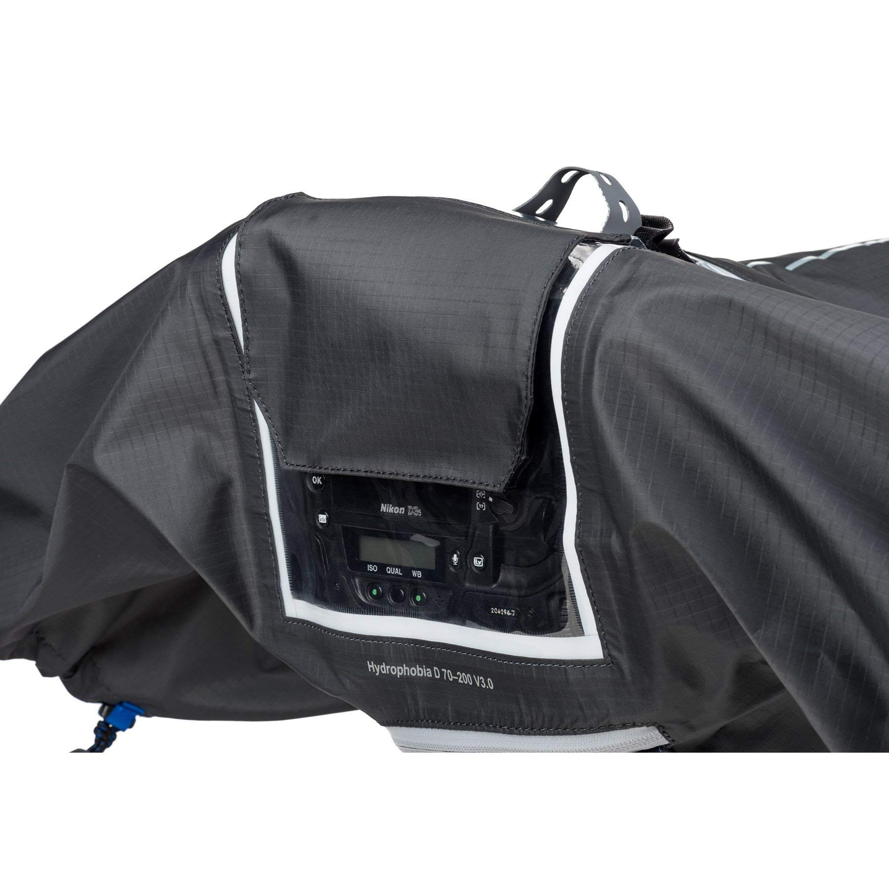 Think Tank Photo Hydrophobia D 70-200 V3 Camera Rain Cover for DSLR Camera with 70-200mm f/2.8 Lens by Think Tank (Image #5)