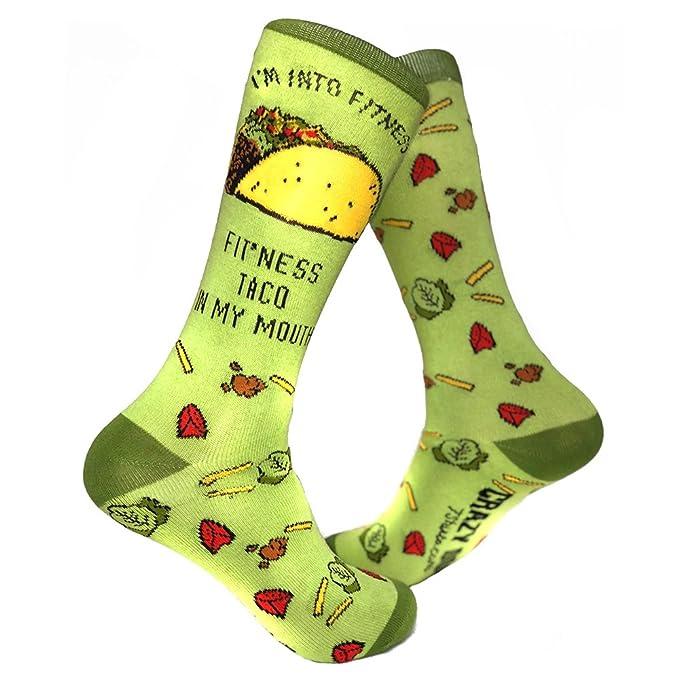 Fitness Taco Sock