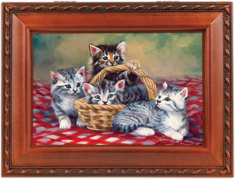 ファッションの Having Box A my Picnic Plays Cats Woodgrain Cottage Garden Traditional Music Box Plays You are my Sunshine B0090R5KPY, オガワマチ:e9065d2a --- arcego.dominiotemporario.com