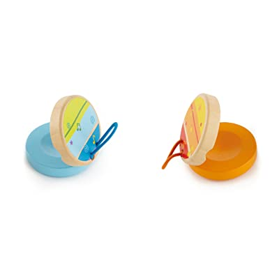 Hape Castanets (0hpe0311): Toys & Games