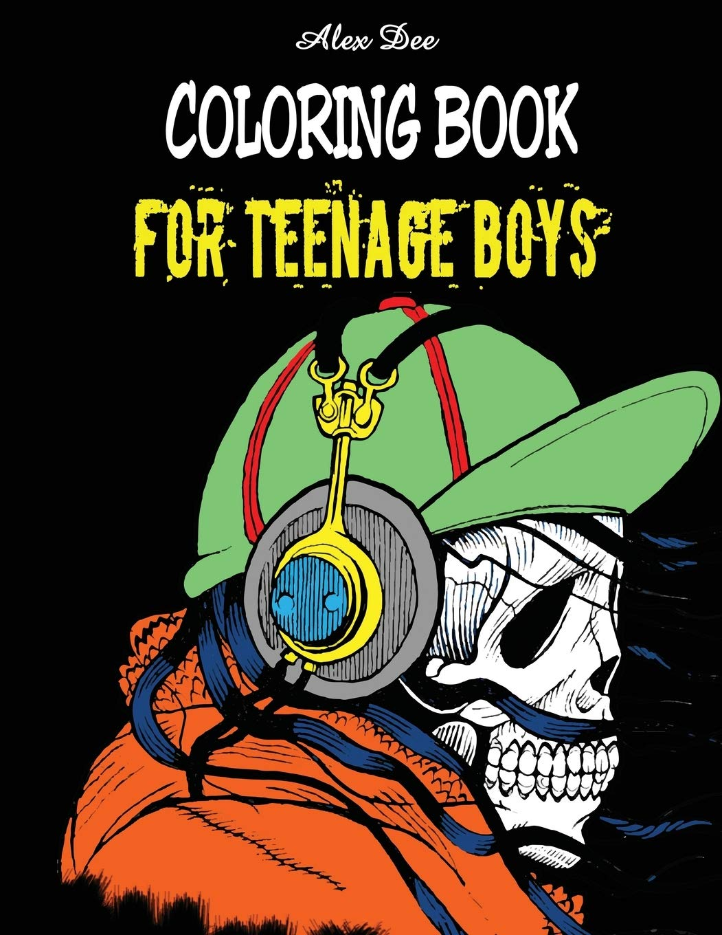 - Amazon.com: Coloring Book For Teenage Boys (Fun Illustrations For