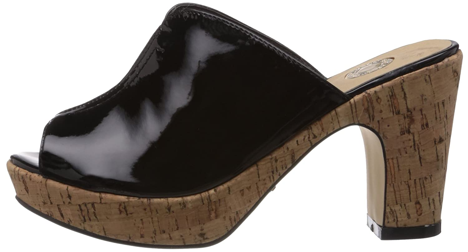 8acaeb277d1c Cobblerz Women s Black Fashion Slippers - 4 UK 37 EU (PSA547-2)  Buy Online  at Low Prices in India - Amazon.in