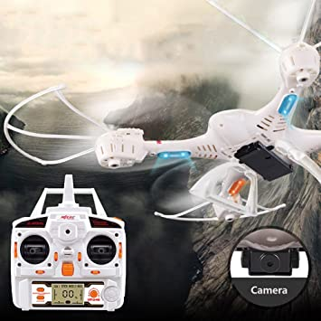 Vogvigo X400 RC Flying Drone con Cámara HD 4-Axis Hexacopter Micro ...