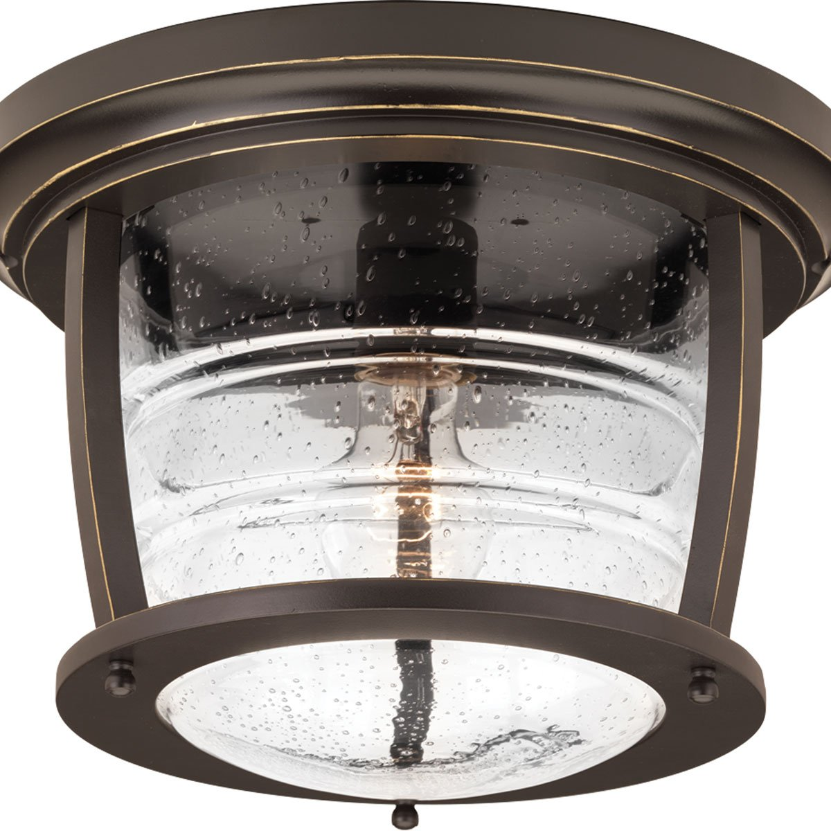 Progress Lighting P5638-108 Traditional/Casual 1-100W Med Outdoor Ctc, Oil Rubbed Bronze by Progress Lighting