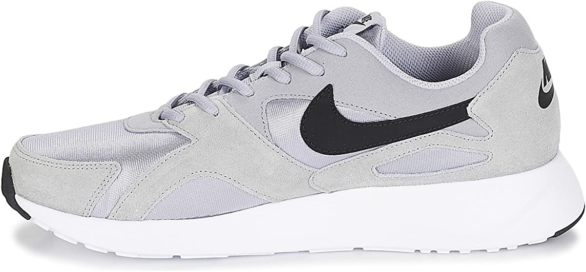 Nike Pantheos, Chaussures de Gymnastique Homme Gris (Wolf Grey/Black/White 001)
