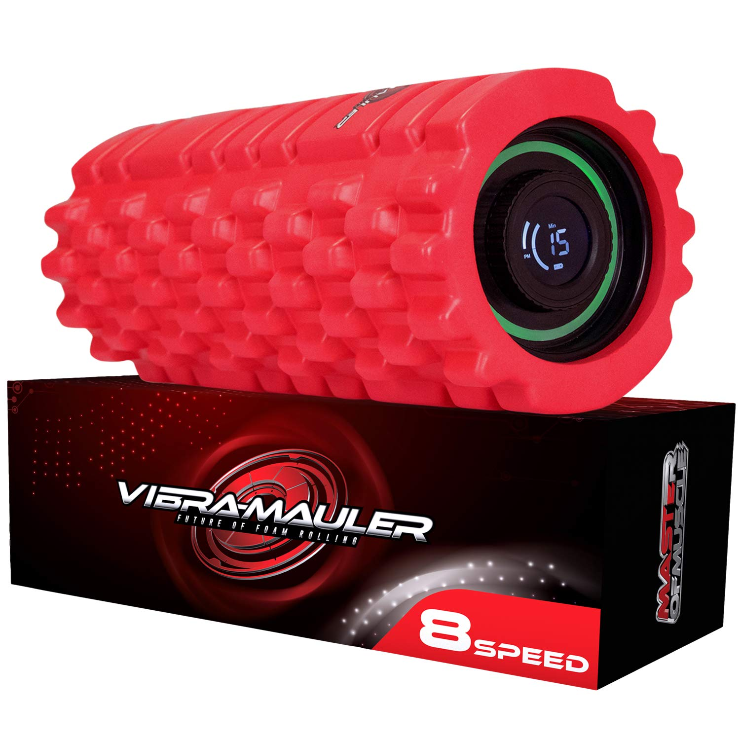 Master of Muscle Vibrating Foam Roller