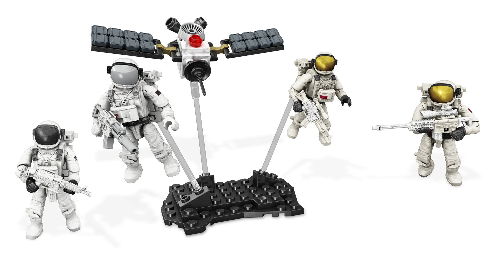 Mega Bloks Call of Duty Icarus Troopers Playset