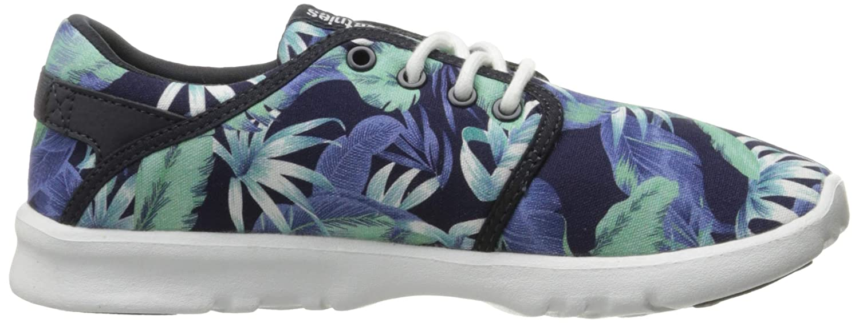 Etnies Damen Scout WOS 443) Skateboardschuhe Mehrfarbig (Blau Weiß Navy 443) WOS 27a570