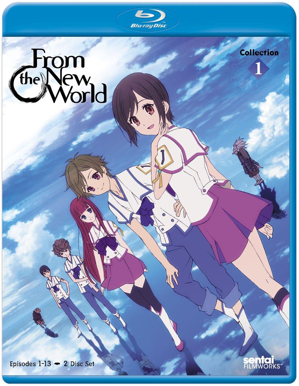Amazon com from the new world collection 1 blu ray masashi ishihama john ledford movies tv