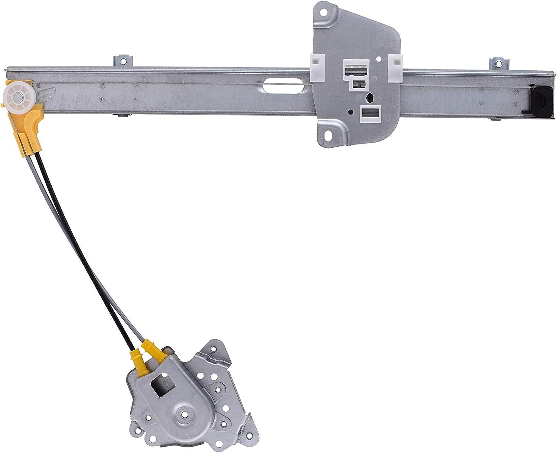 AISIN RPN-014 Power Window Regulator without Motor