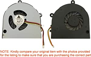 Todiys CPU Cooling Fan for Toshiba Satellite L670 L670D L675 L675D P750 P750D P755 P755D Series L670-1GX L670D-120 L675-S7112 L675D-S7060 P750-10T P755-S5276 P755-S5278 DC2800091S0
