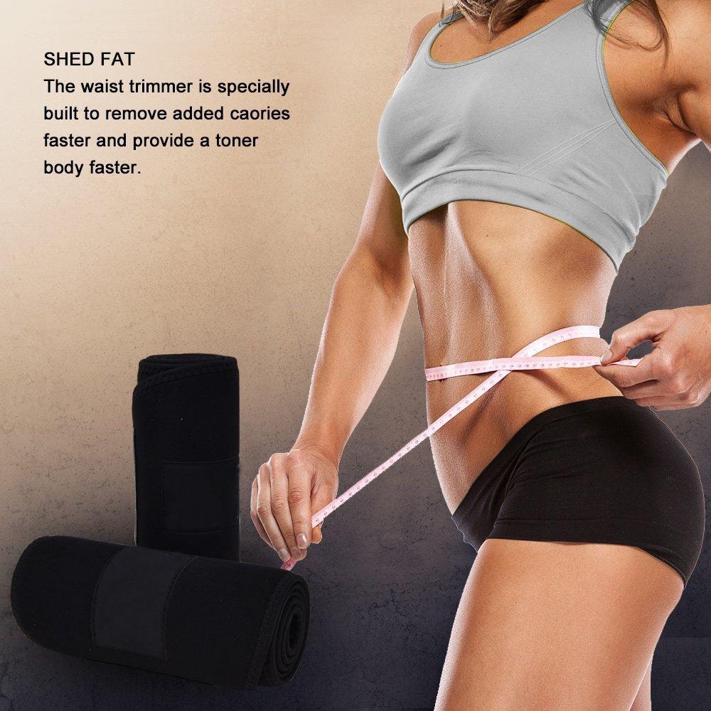 Buy Dreaft Waist Trimmer Fat Burner Belly Tummy Yoga