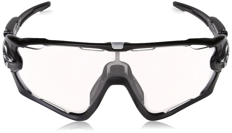 4beab58c1d7 Amazon.com  Oakley Men s Photochromic Sunglasses Black  Clothing