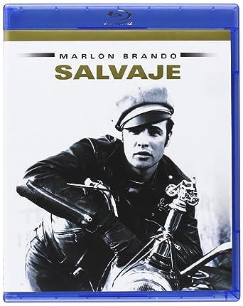 Salvaje - Bd [Blu-ray]: Amazon.es: Marlon Brando, Mary Murphy ...