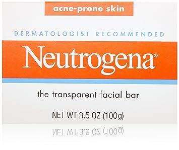 Neutrogena facial bar ingredients phrase