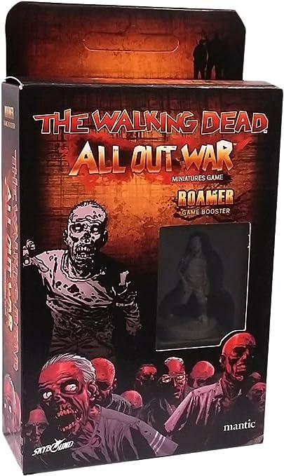 The Walking Dead All Out War The Walking Dead-Booster Merodeadores, Multicolor (2 Tomatoes Games 5060469660783): Amazon.es: Juguetes y juegos