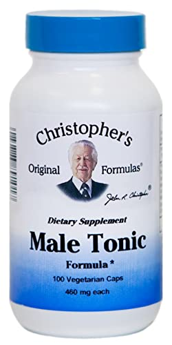 Dr. Christopher's Male Tonic 100 Cap