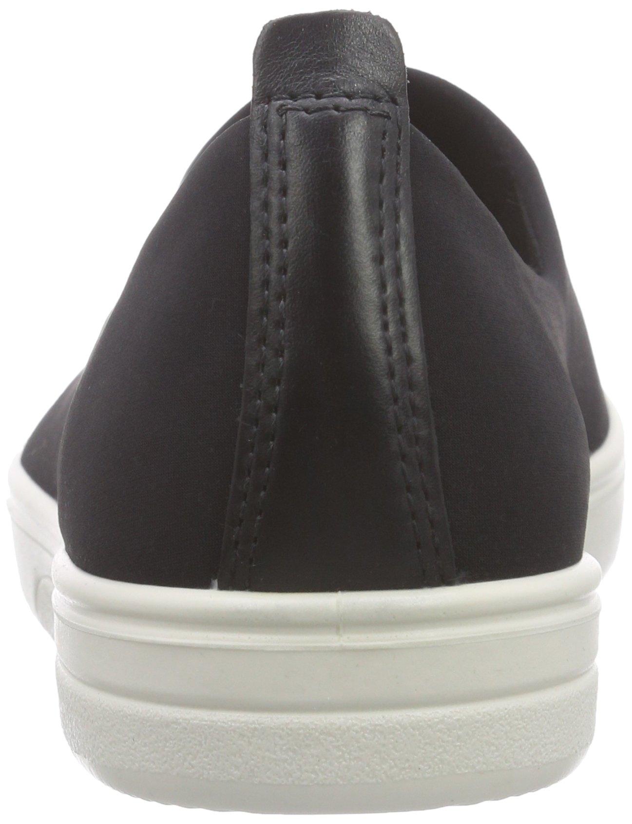 Ecco Footwear Womens Fara Slip-On Loafer, Black/Black, 42 EU/11-11.5 M US by ECCO (Image #2)