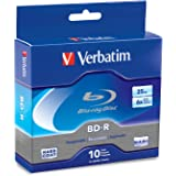 Verbatim BD-R 25GB 6X with Branded Surface - 10pk Spindle Box 97238