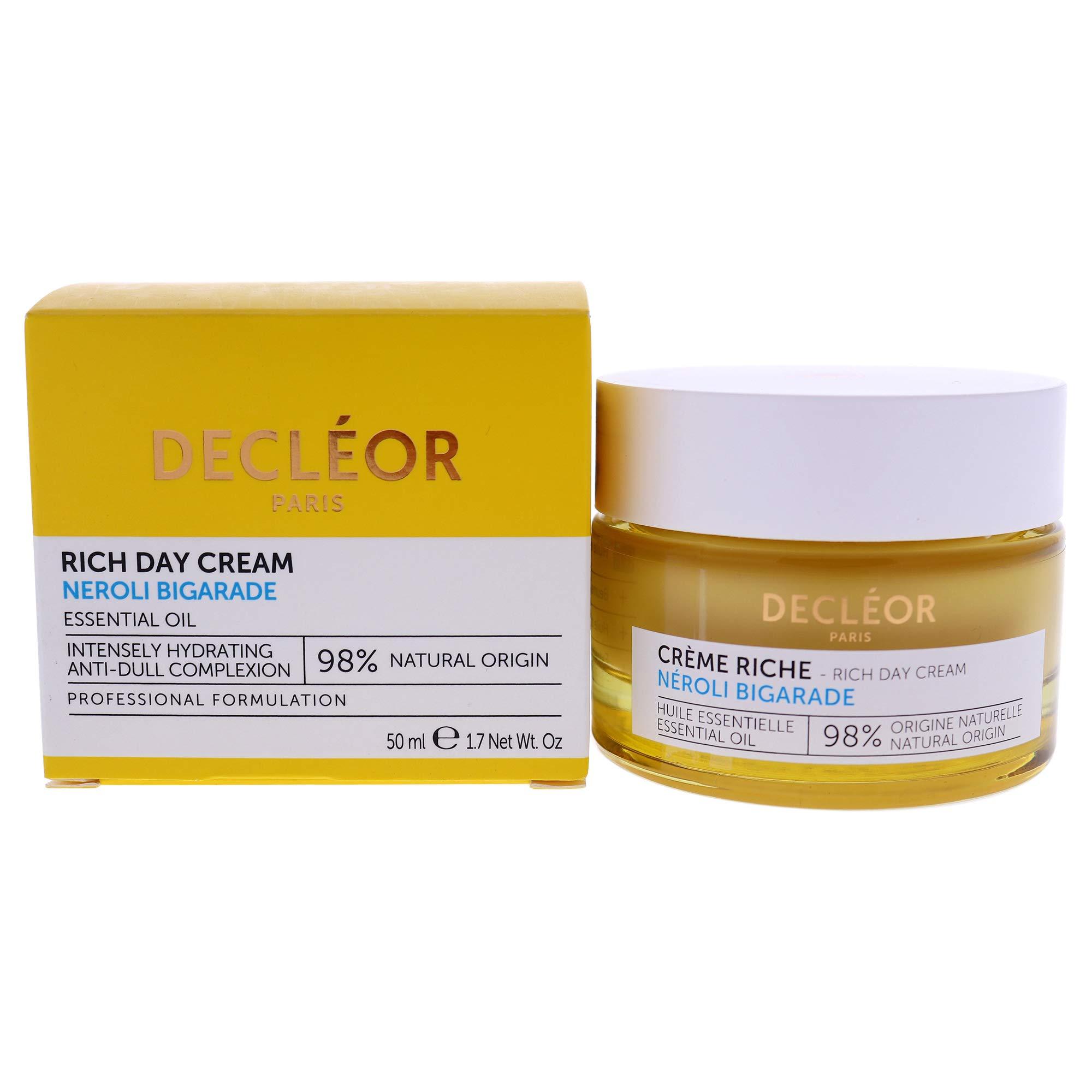 Decleor Rich Day Cream Neroli Bigarade Essential Oil,, 1.7 Ounce () (339554)