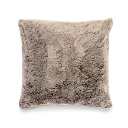 official sneakers performance sportswear Icon Soft Faux Fur Cushion - 43cm x 43cm - Mink - Furry Decorative Scatter  Cushions for Living Room Sofa or Bedroom Pillow
