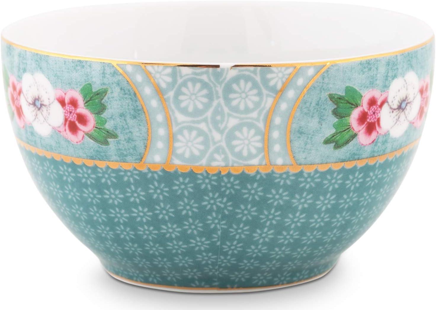 Essenza Home Pip Studio Bowl Star Flower 9.5 cm White