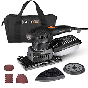 6 Best Sander for Kitchen Cabinets Reviews (Updated 2021) 5